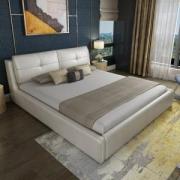CHEERS芝华仕爱蒙C002简约现代软床布艺床1.8*2米2999元包邮