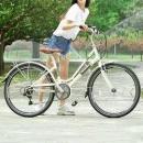 FLYING PIGEON 飞鸽 cone 复古休闲自行车698元