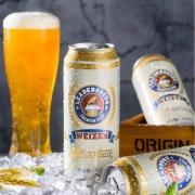 雷德斯堡 小麦啤酒500ml*12罐整箱