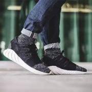 adidas Originals 阿迪达斯 Tubular Doom Primeknit 男士运动鞋*2件 £72.74包直邮