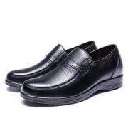 最后库存:奥康 男子正装套脚皮鞋42元/双(双重立减后)