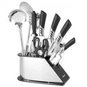 BAYCO 拜格 BD2211B 不锈钢刀具 11件套