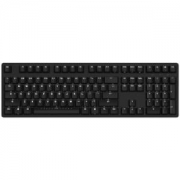 ikbc F-108 时光机 108键 机械键盘 (Cherry红轴、黑色)