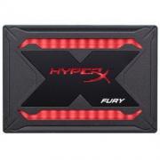 Kingston 金士顿 HyperX Fury系列 960GB SATA3 RGB 固态硬盘 1169元包邮1169元包邮