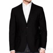 限40R码,DKNY 唐可娜儿 Pin Dot 男士纯羊毛两扣修身西装 Prime会员免费直邮含税到手592元