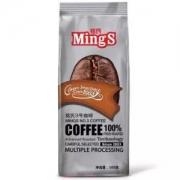 MingS 铭氏 商用系列 意式醇香咖啡豆 500g *13件
