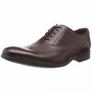 中亚prime会员:Clarks 男士 Gilmore Wing 布洛克鞋 258.99元+23.59元含税直邮约283元