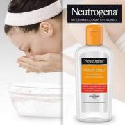 Neutrogena 露得清 洁净洗脸水 抗黑头粉刺 200ml*2瓶装 Prime会员凑单免费直邮含税