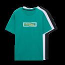 网易严选 Yessing 男式方形撞色 Logo T恤  79元79元