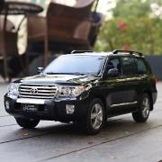 FLYMOUSE 丰田陆巡 遥控款 越野汽车模型玩具车