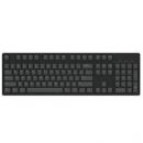 ikbc c104 樱桃轴机械键盘 104键原厂Cherry轴 青轴 黑色 309元包邮309元包邮