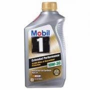 Mobil 美孚 1号全合成机油 长效EP 10W-30 SN 级 1QT *12件583.52元含税(合48.63元/件)
