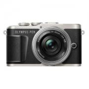 OLYMPUS 奥林巴斯 E-PL9 无反相机套机(14-42mm f/3.5-5.6镜头) 黑色