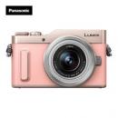 Panasonic 松下 GF10K 微型单电套机(12-32mm镜头) 玫瑰金粉 3198元包邮3198元包邮