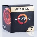 AMD 锐龙 Ryzen 2700X 50周年限量版开箱实测