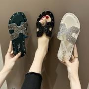 首览旗舰店 夏季新款时尚水钻凉鞋 券后¥23.9