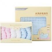 PurCotton 全棉时代 纯棉婴儿纱布组合 *2件 193.23元包邮(需用券,合96.62元/件)