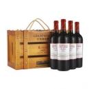 GreatWall 长城 红酒 耀世东方 特藏1988 高级赤霞珠干红葡萄酒 750ml*4瓶 *2件 758元(合379元/件)758元(合379元/件)