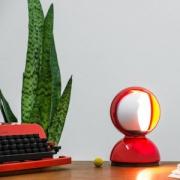 Artemide Eclisse 现代创意旋转台灯 Prime会员免费直邮含税到手803.14元