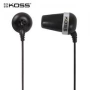 KOSS 高斯 THE PLUG CLASSIC 入耳式耳塞  黑色