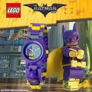 LEGO 乐高 蝙蝠女 8020844 儿童手表 Prime会员凑单免费直邮含税