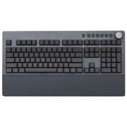 iKBC Table E412 机械键盘 (108键、Cherry红轴) 538元包邮(需用券)