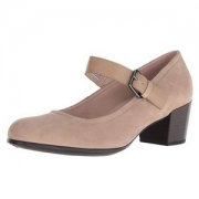 限35码,ECCO 爱步 Shape 35 型塑 女士真皮玛丽珍单鞋 Prime会员免费直邮含税