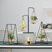 BOMAROLAN 堡玛罗兰 铁艺玻璃多功能装饰品