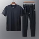 运动长裤套装爸爸夏天直筒夏季2件套男 券后¥88¥88