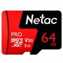 Netac朗科A1U3V3064GBTF储存卡39.8元