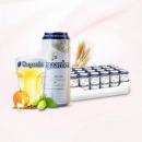 Hoegaarden 比利时福佳白啤酒500ml*24听154元包邮(需领券)