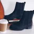 限UK4.5码,Clarks 其乐 Orinoco Club 女士真皮短靴 Prime会员凑单免费直邮到手299.48元