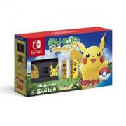 Nintendo 任天堂 Switch NS游戏机 精灵宝可梦限量版 皮卡丘版
