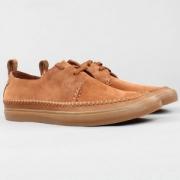 限UK7.5码,Clarks 其乐 kessell Craft 男士真皮休闲鞋 Prime会员免费直邮含税