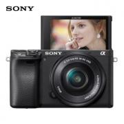 1日0点:SONY 索尼 ILCE-6400 微单相机(16-50mm F3.5-5.6)套机 6999元包邮(需99元定金)¥6999