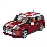 LOZ 俐智 1111 MINI汽车模型 积木 44.9元包邮(2人成团)