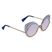 Marc jacobs 猫眼金属框太阳镜 39.99美元约¥275(需用码)