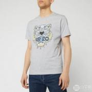 KENZO 男士虎头标志T恤419.25元