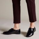 Clarks 其乐 Andora Trick 女士真皮系带牛津鞋 Prime会员免费直邮含税到手369.72元