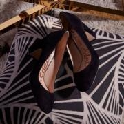 Sam Edelman 女士粗高跟单鞋Stillson单鞋