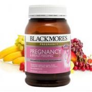 Blackmores 澳佳宝 孕期及哺乳黄金营养素胶囊 180粒