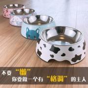 誉丰 不锈钢宠物碗 S号  券后10.6元¥11