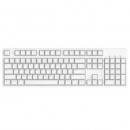 iKBC C104 104键 机械键盘 白色(Cherry银轴、PBT)336元包邮(需用券)