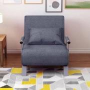欧莱特曼 多功能可折叠沙发床+靠枕379元包邮