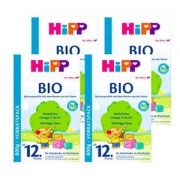 Hipp 喜宝 有机婴幼儿配方奶粉4段 800g*4盒