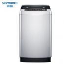 移动端:Skyworth 创维 T80X3 波轮洗衣机 8公斤 799元包邮799元包邮