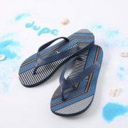巴西原产 Dupe 2019款 男粗带印花天然橡胶人字拖鞋 49元包邮 平常89元