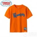 Thomas & Friends 托马斯和朋友 正版授权男童短袖T恤39元包邮(需用券)