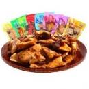 Dailylimit 涨停板 香菇豆干 1000g 19.8元包邮(需用券)19.8元包邮(需用券)