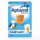 德亚直邮,Aptamil 爱他美 婴幼儿奶粉 1+段(1-2岁) 600g*5盒 Prime会员免费直邮含税到手535.8元